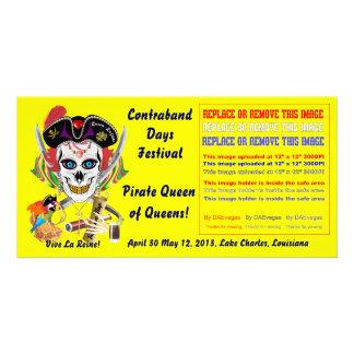 Reina Lafitte del pirata todas las indirectas de l Tarjetas Personales