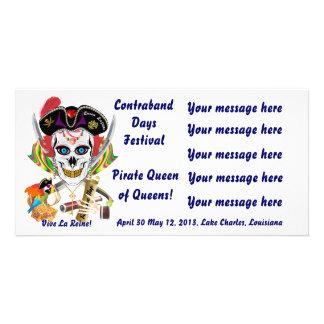 Reina Lafitte del pirata todas las indirectas de l Tarjetas Personales Con Fotos