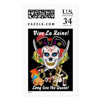 Reina Lafitte del pirata todas las indirectas de Franqueo