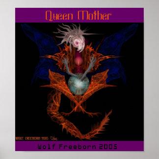 Reina madre póster