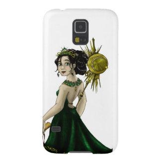 Reina Magnacious Carcasa De Galaxy S5