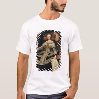 Reina Maria Ana de Austria, 1652 Playera