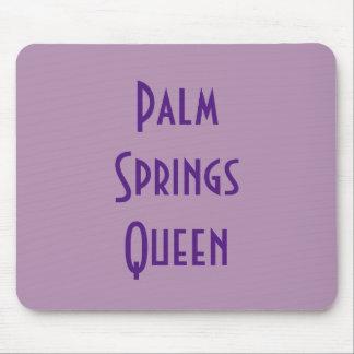 Reina Mousepad del Palm Springs