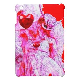 Reina roja del carnaval de corazones por Sharles.