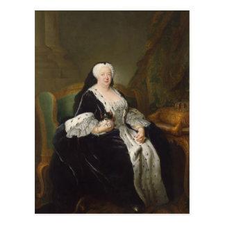 Reina Sophia Dorothea de Hannover Tarjetas Postales