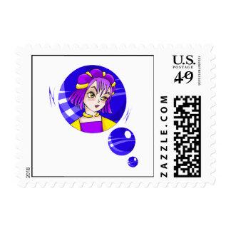 Reina Stamp