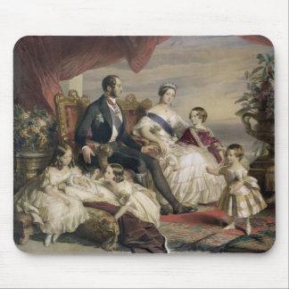 Reina Victoria (1819-1901) y Príncipe Alberto (181 Alfombrillas De Ratones