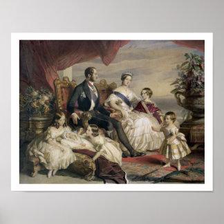 Reina Victoria 1819-1901 y Príncipe Alberto 181 Impresiones