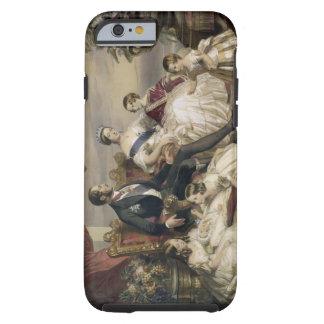 Reina Victoria (1819-1901) y Príncipe Alberto Funda De iPhone 6 Tough