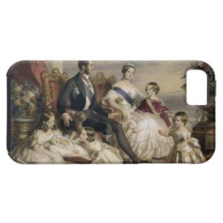Reina Victoria (1819-1901) y Príncipe Alberto Funda Para iPhone 5 Tough