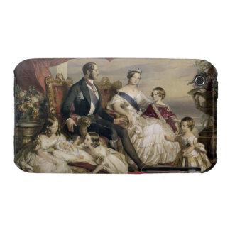 Reina Victoria (1819-1901) y Príncipe Alberto iPhone 3 Protectores