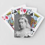 Reina Victoria de Alexander Bassano Barajas De Cartas