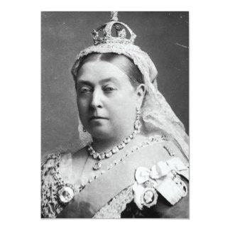 Reina Victoria de Alexander Bassano Invitaciones Personales