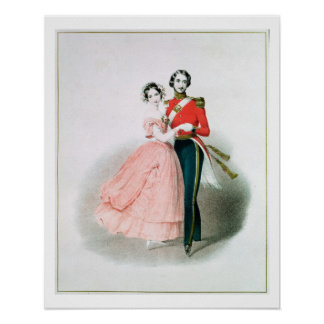 Reina Victoria Póster