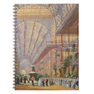 Reina Victoria que abre la exposición 1862 después Libro De Apuntes