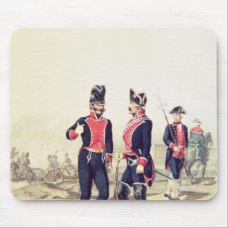Reinado de Carlos IV, 1795 Mouse Pad