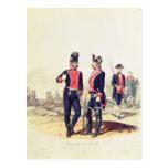 Reinado de Carlos IV, 1795 Postales