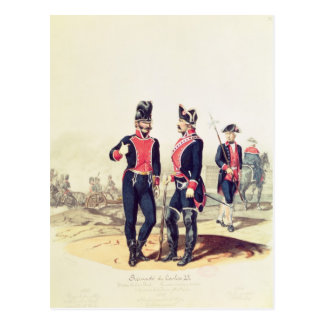 Reinado de Carlos IV, 1795 Postcard