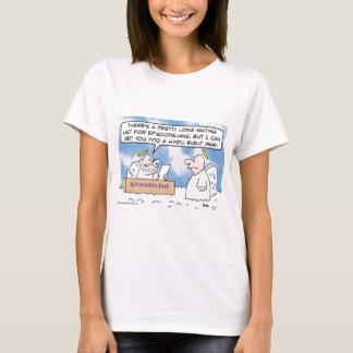 Reincarnation episcopalians and hindus T-Shirt