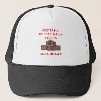 REINCARNATION TRUCKER HAT