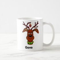 reindeer2, ... coffee mug