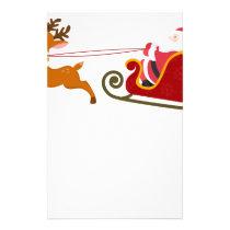 reindeer8 stationery