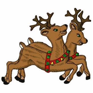 Reindeer 1 statuette
