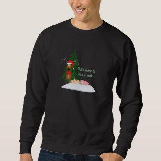 Reindeer and Grandma Sweatshirt