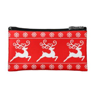 Reindeer and Snowflakes Bag