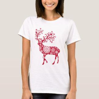 Reindeer Christmas T-Shirt