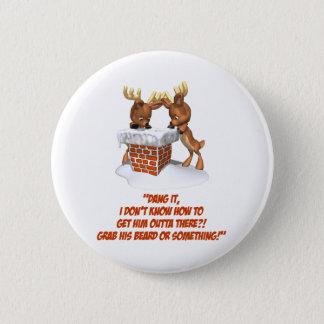 Reindeer Dilemma Button