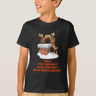 Reindeer Dilemma T-Shirt