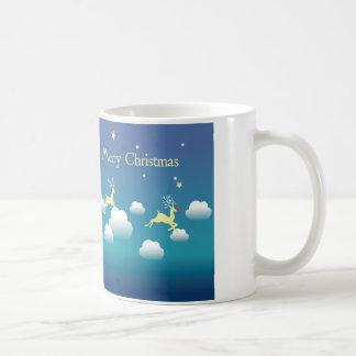 Reindeer dream coffee mug