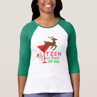 Reindeer Favs... Blitzen T-Shirt