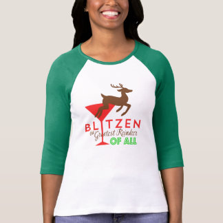 Reindeer Favs... Blitzen Tee Shirts
