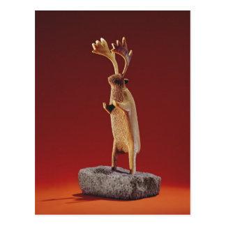 Reindeer, from Cape Dorset Postcard