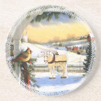 Reindeer Gabby Coaster