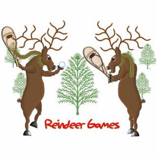 Reindeer games statuette