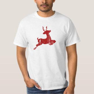 Reindeer Games T-Shirt - Distressed