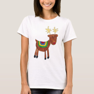 Reindeer- holiday gift T-Shirt