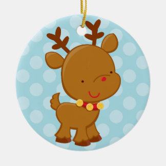 Reindeer | Holiday Ornament