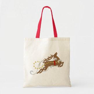 Reindeer in Flight Bags