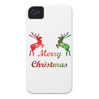 Reindeer iPhone 4 Case-Mate Case