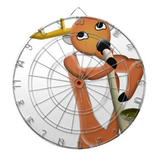 Reindeer Jazz Dart Boards