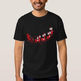 Reindeer Kettlebell Workout Tshirt