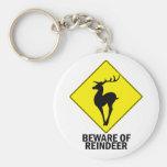 Reindeer Key Chain