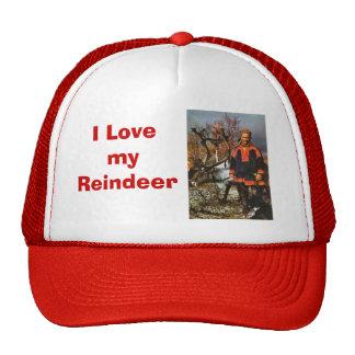 Reindeer land, Sami life in Lapland Trucker Hat