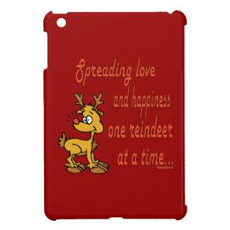 Reindeer Love iPad Mini Covers