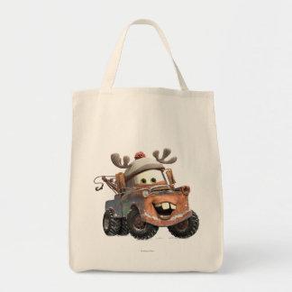 Reindeer Mater Tote Bag