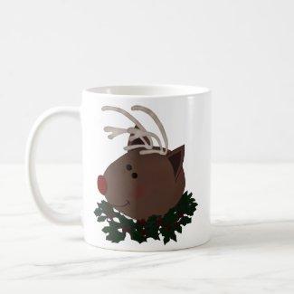 Reindeer Mug mug